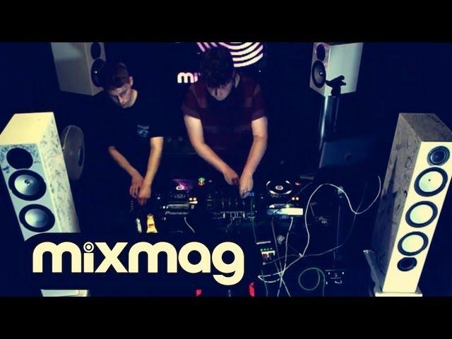 BONDAX deep house disco set in The Lab LDN