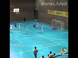 amazing goal in futsal
