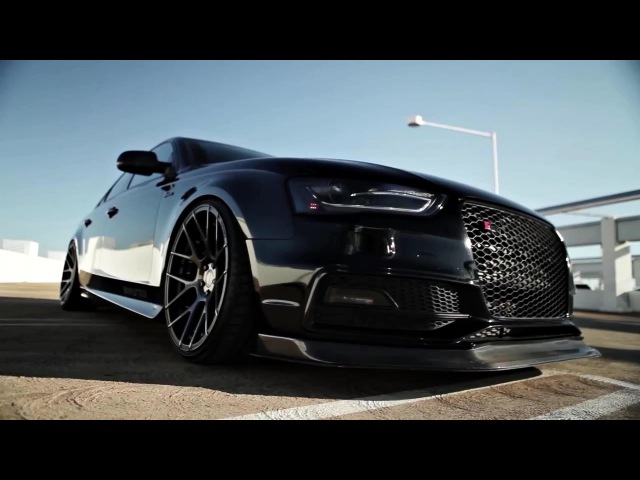 VADER Audi S4 B8 V6 3.0 TFSI w ARMYTRIX Cat-Back FLAP EXHAUST - SAVAGE SOUNDS!
