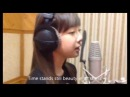 A thousand years - Christina Perri (Cover by 12 years old Jannina W)