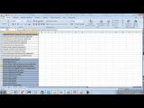 Быстрая группировка ключевых с помощью Excel