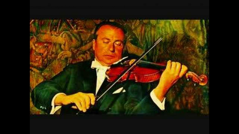 Henryk Szeryng Bach Sonatas Partitas Partita 1 Allemanda