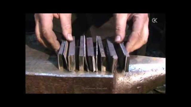 Штемпельный дамаск Часть 1 Сборка пакета Stamp damascus 1