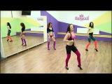 Ранкова розминка у стилі стрип-пластики від тренера CARAMEL POLE DANCE Юлії