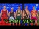 Украина мае талант 5 [2 прямой эфир] ''CANDY MEN''