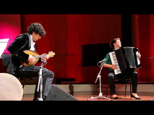 N. Budashkin - Concerto / Будашкин Концерт для домры с оркестром ля минор