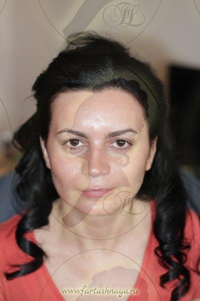 """Преображение Наталии Оганезовой. Фотосессия """"До и После"""""""