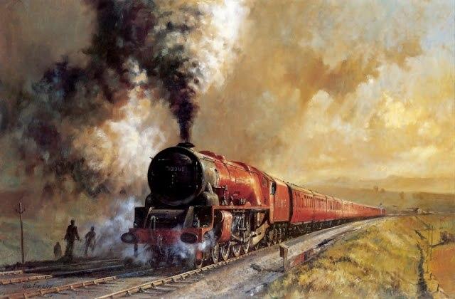 «Ты знаешь, куда тебе хотелось бы уехать, но куда отвезёт поезд, не знаешь».