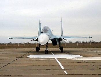 Черноморский флот усилили истребителями Су-30 и беспилотными «Орланами»