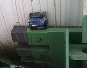 Заминированная газовая цистерна из Украины проехала пол-России