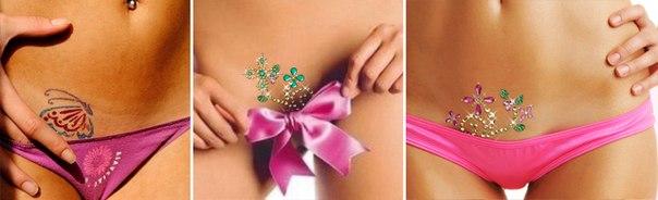Красивый дизайн бикини