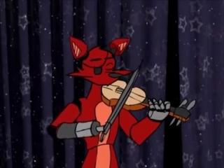 (Five Nights at Freddys) Foxy Violin
