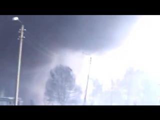 БРСМ пожар на нефтебазе в Василькове 9 июня 10 40
