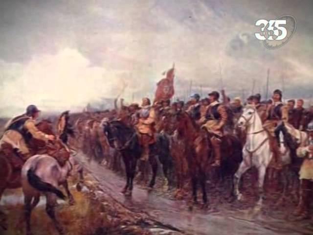 Оливер Кромвель и Великий бунт.