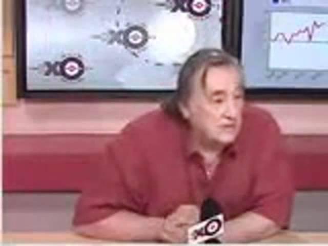 Проханов о Матвиенко - Валька красные трусы