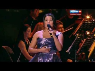 Анна Нетребко - Pioggia D'Aprile [9 день] (Новая волна 2015)