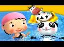 Swimming Song   Nursery Rhymes   Original Song by LittleBabyBum!