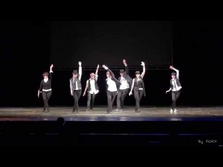 [feat. Sachi & Ryui] Infinite - Last Romeo dance cover by Signal Motion [М.Ани.Фест 2015 (11.05.2015)]