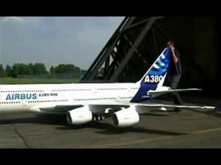 Huge Plane - Airbus A380 RC