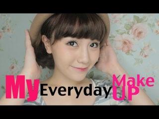 譚杏藍 Hana Tam - 小花最近的日常妝容 My Everyday Makeup