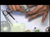 Слайдер дизайн на весь ноготь. Как я это делаю!