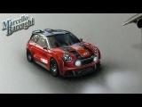 MINI Clubman Vision Gran Turismo рисунок авто. Группа вк: Автомобильно-художественное государство