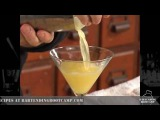 How to make an Orange Blossom Cocktail - Drink recipes from Bartending Bootcamp