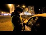 В выходные сотрудники ГИБДД снова задержали нетрезвых водителей