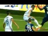 Goal Robin Van Persie Rizespor 0-1 Fenerbahce (Geniş özet)