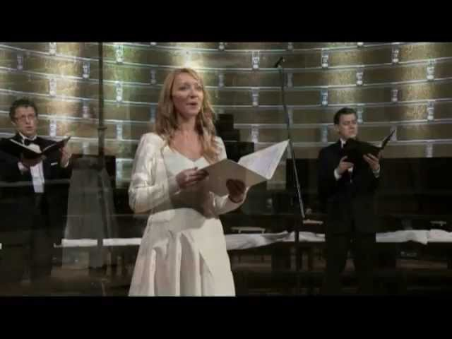 O Salutaris Hostia - State Choir LATVIJA.