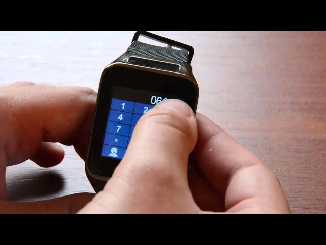 Умные часы ZGPAX S29 (smart watch), обзор от магазина
