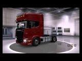 [ETS2]Euro Truck Simulator 2 Scania R500