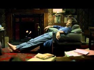 Sherlock Holmes - Bored