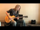 Doug Aldrich (Whitesnake): Slow Blues Loop using Ditto Looper Flashback x4 Download