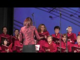 Выступление Академического женского хора
