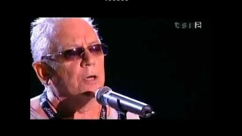 Eric Burdon - I Put A Spell On You (Live at Lugano, 2006) ♥♫