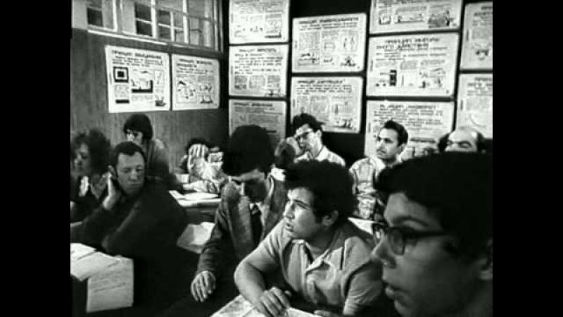 Фильм Алгоритм изобретения , Центрнаучфильм, 1974 год, www.altshuller.ru