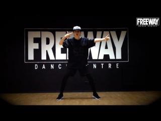 Lecrae ft. Tedashii & Trip Lee - 40 Deep (choreography by Maria Kolotun) FREEWAY DANCE CENTRE