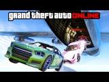 GTA 5: Online - Cargo Plane Stunts & Shenanigans