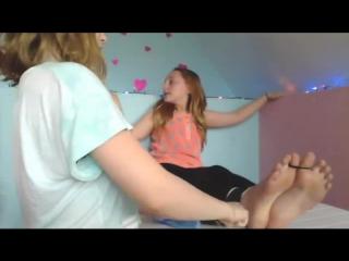 Tickle challenge 82