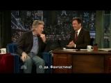 Роджер Уотерс на Jimmy Fallon Late Night Show - 2010 - с переводом Л. Гусевой