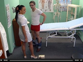 Czech FakeHospital E101