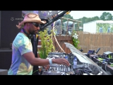 Cajmere  Tomorrowland Paradise Stage (24072015) - Part. 2