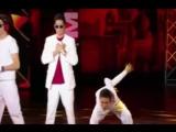 Видео: Фантастическое выступление кыргызских танцоров на российском шоу