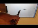 Магнтиная ручка Polar Pen + стилус и 12 шариков