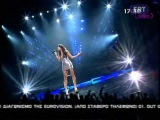 Eurovision 2009 - Jade Ewen - United Kingdom - My time