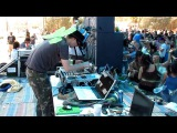 Cosmosis Live at the 4th Galactic Rave, Porim 2011 (Israel)