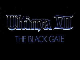 Spoony - Ultima 7, Part 1: The Black Gate [RUS]