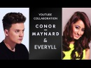 Conor Maynard YouTube Collaboration Feat Everyll 'Talking About'