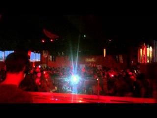 Shonky (Apollonia) plays tIJN Silver Lining Djebali Remix at DC10 Circoloco Ibiza 15/09/14